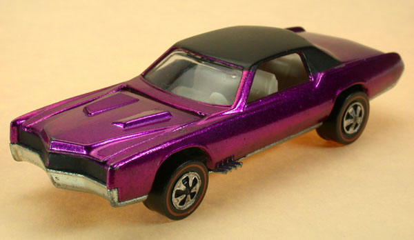 Hot Wheels 1968 Custom Eldorado Redline Collector