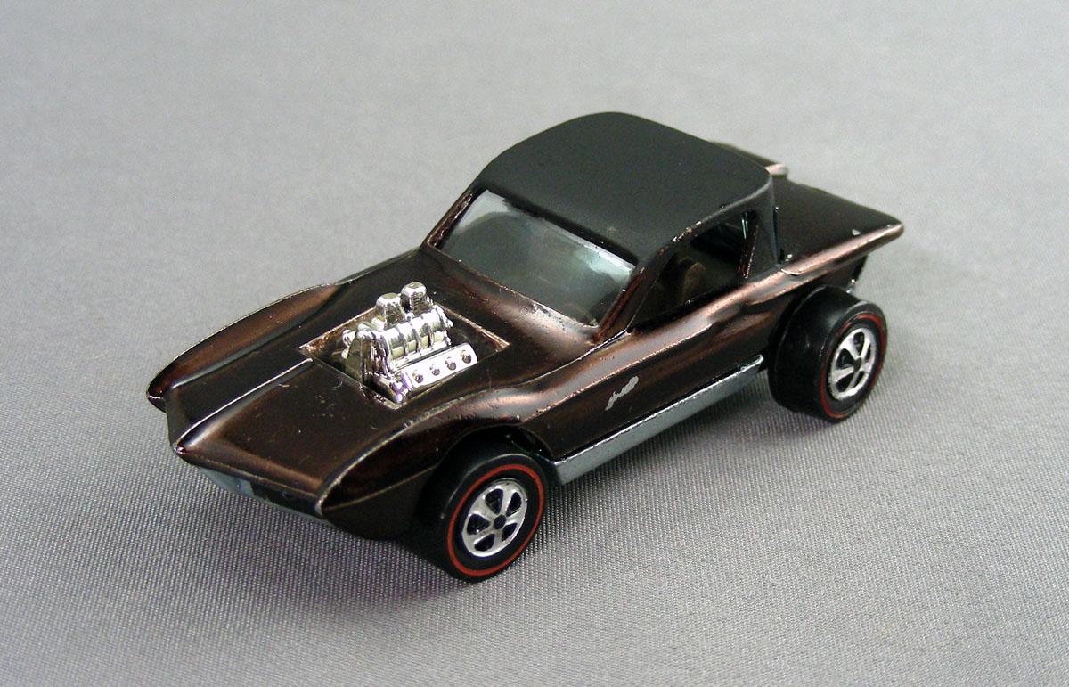 Hot Wheels 1968 Python - Redline Collector