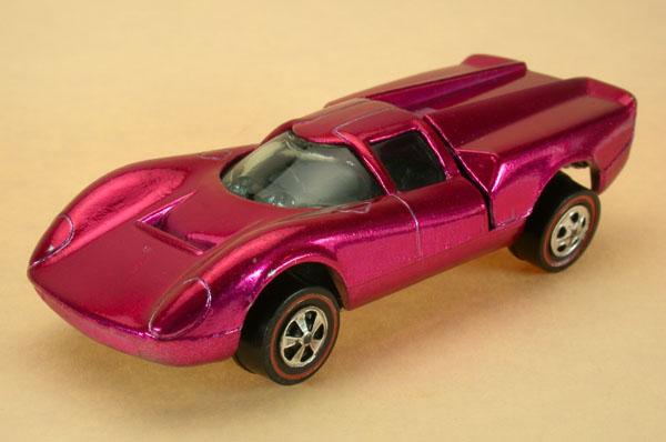Hot Wheels 1969 Lola GT70 - Redline Collector