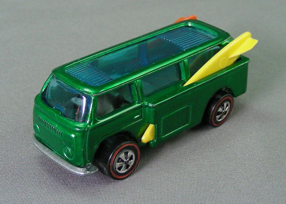 hot wheels 1969 volkswagen beach bomb redline collector. Black Bedroom Furniture Sets. Home Design Ideas