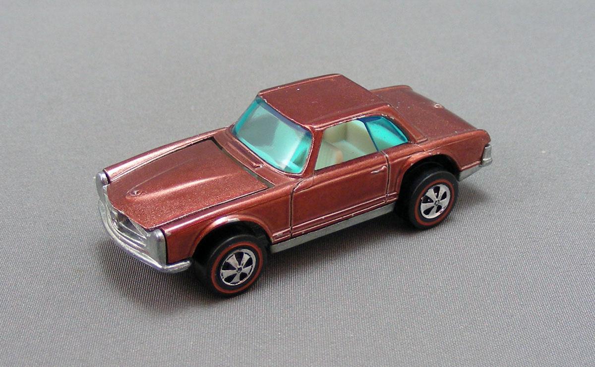 1969 Redline Hot Wheels