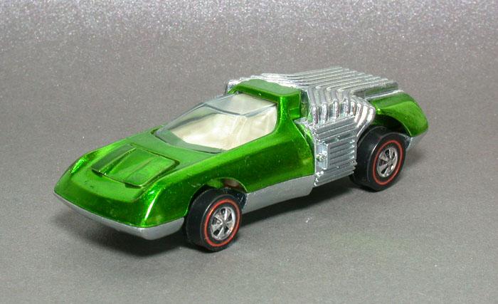 Hot Wheels 1971 Noodle Head Redline Collector